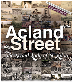 Acland Street Book Cover