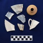 Image from Cato Street Dig