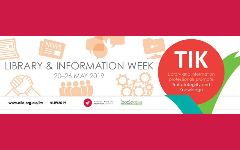 Library and Information Week Web Banner