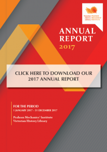 Click to download our 2017 Annual Report