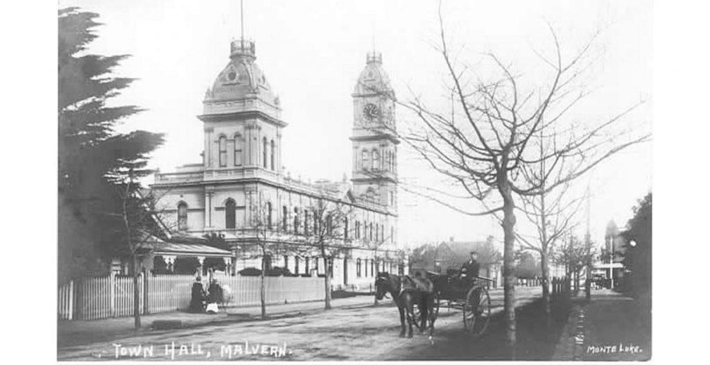 Image of Malvern Town Hall