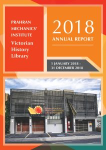 Click image to open our 2018 Annual Report